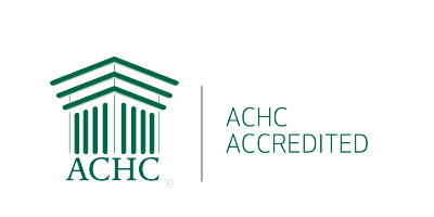 achc accredited logo